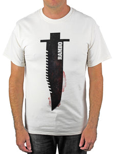 Rambo Knife Shirt