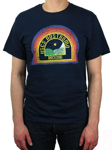 Aliens Nostromo Mission Patch Shirt (Rainbow)
