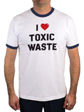 I Love Toxic Waste Shirt