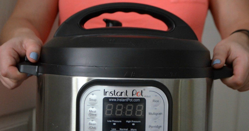 Instant Pot 8-Quart Pressure Cooker Only $59.95 Shipped at Target | Great for Big Families