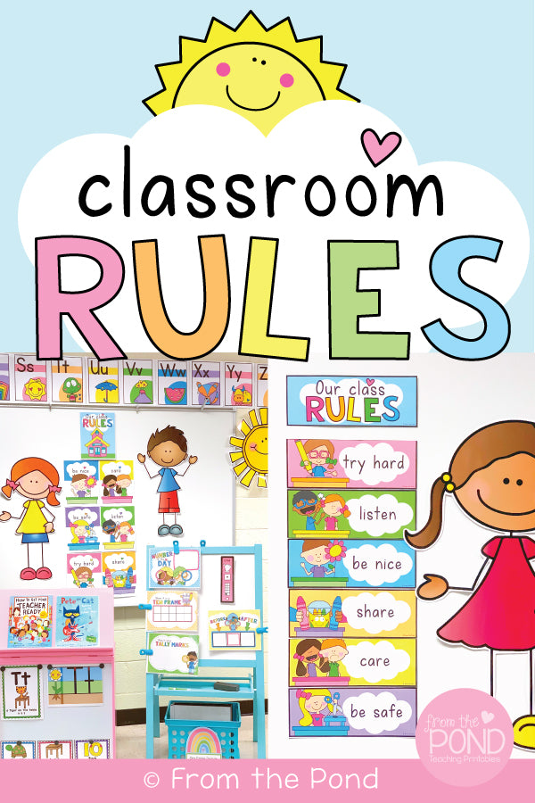 Rules for the Classroom