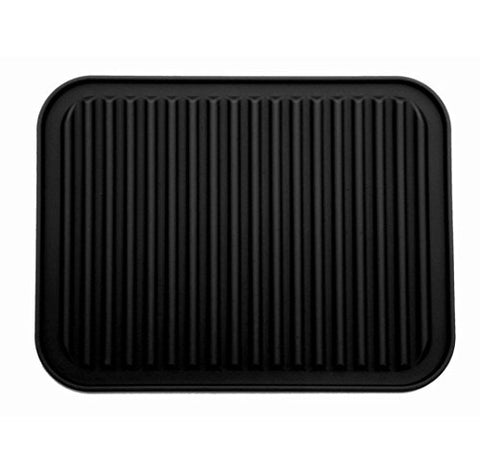 "TIAMALL 9"" x 12"" Multipurpose Silicone Pot Holder Hot Pads Trivets Pot Holders(Black)"