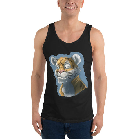 Kirin The Tiger (Unisex) - Front