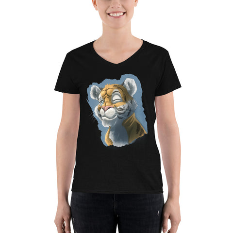 Kirin The Tiger (Women's Figure) - Front