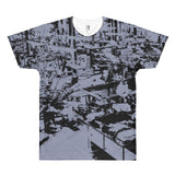 The Blue Factory - T-shirt - Front