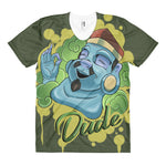 Dude (Women's figure) t-shirt - front