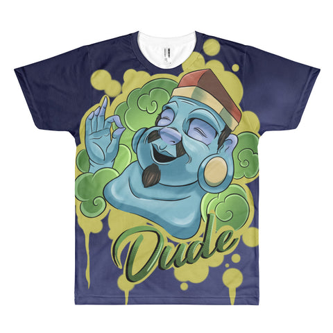 Dude - T-shirt - Front