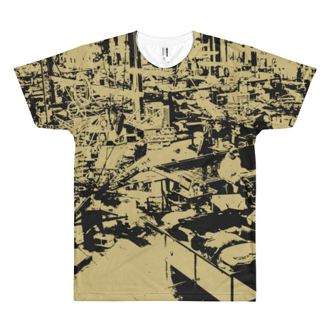 The Factory - T-shirt - Front
