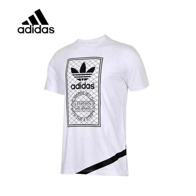 Authentic Sleeve Arrival Adidas Short New Shirts T Sportswear Mens Original 9IWEDH2