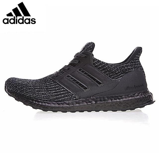 timeless design 602d6 190c2 Original New Arrival Official Adidas ULTRABOOST Men s Running Shoes  Sneakers Classic Breathable Shoes Outdoor Anti-slip