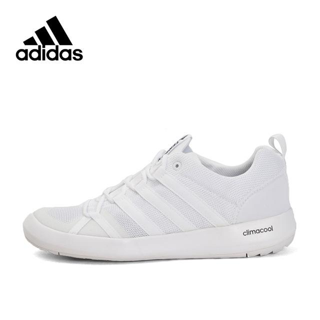 100% authentic 49187 acdc1 Original New Arrival Official Adidas TERREX CC BOAT Unisex Aqua Shoes  Comfortable Breathable Outdoor Sports Sneakers