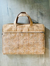 Load image into Gallery viewer, Cork: Laptop briefcase - LuckyLuLuAust