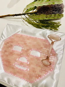 Rose Quartz Facial Mask - LuckyLuLuAust