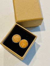 Load image into Gallery viewer, Cork: Cufflinks - LuckyLuLuAust