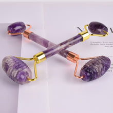 Load image into Gallery viewer, Amethyst Face Roller - LuckyLuLuAust