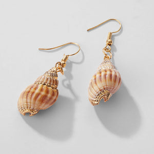 Sea Shell Earrings 35 Styles - LuckyLuLuAust