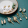 Sea Shell Earrings 35 Styles