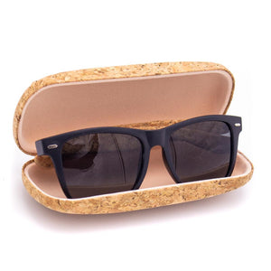 Cork: Hard case for sunglasses / reading glasses - LuckyLuLuAust