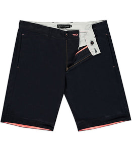 The Harry's Navy Cotton Shorts