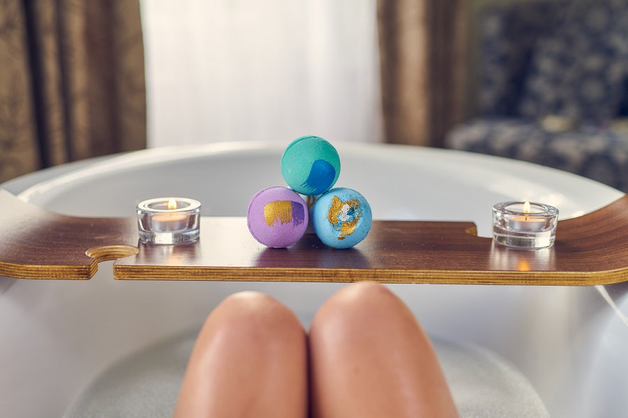 Which Bath Bombs are good for Sore Muscles?