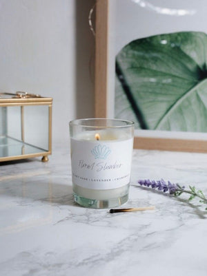 Load image into Gallery viewer, Floral Slumber Candle