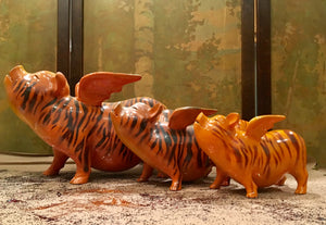 Tiger Flying Pig
