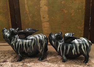 Zebra Flying Pig