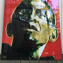 Load image into Gallery viewer, OBAMA painting