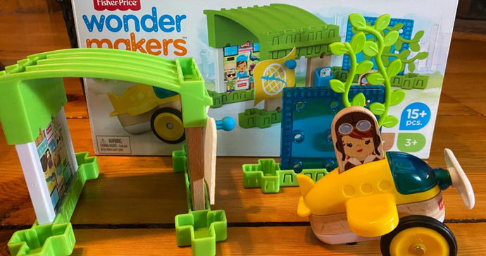Fisher-Price Wonder Makers Playsets from $3 on Amazon (Regularly $14+)