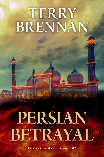 Blog Tour and Giveaway: Persian Betrayal by Terry Brennan