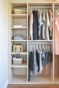 Closet Organization Tips & Tricks for the New Year