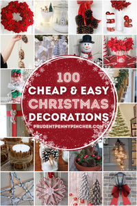 Add holiday cheer to your home on a budget with these DIY Christmas decoration