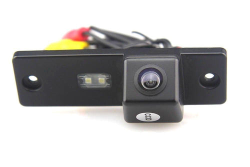 1.3 Mega Pixel Sensor Color CCD Night Vision Car Reverse Backup Parking Aid Auto Rearview Camera for Toyota Prado 2010 Free Ship