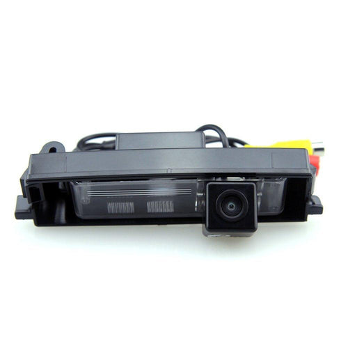 12V Vehicle 170 Degree CCD Color Night Vision Waterproof Car Reverse Backup Camera for Toyota RAV4 Free Shipping