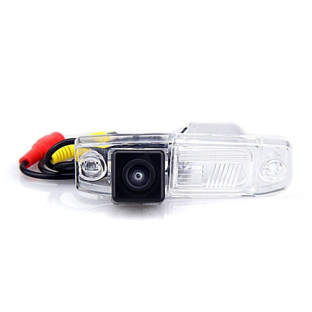 170 Degree Wide Angle Auto Parking Reverse System Car Rearview Backup Camera for KIA K3 2013 Model Free Shipping