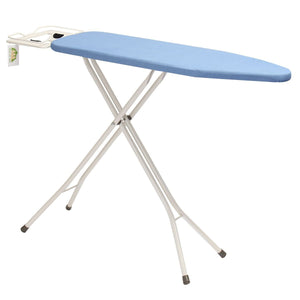 Select nice king do way ironing board 39 l x 12w x 33h opensize 4 leg table for ironing clothes tabletop ironing board with iron rest wide top iron board design