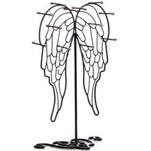 #COP3681BK Metal Jewelry Display Jewelry Stand Hanger Organizer