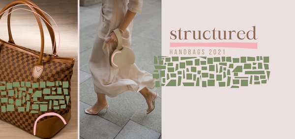 Structured Handbags Are Always In!