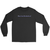 Blue Line Brotherhood Tee