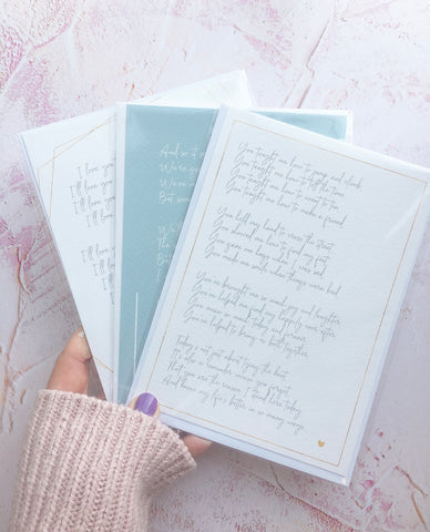 Wedding Poem Bundle