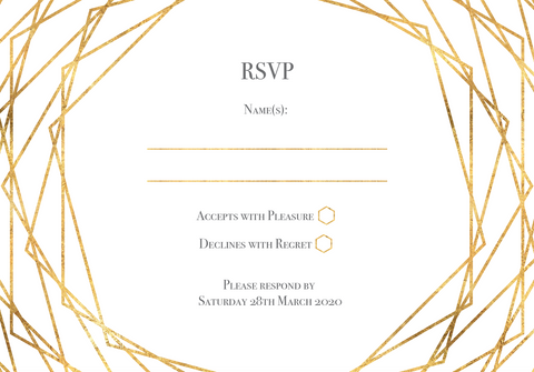 Geometric Framed RSVP