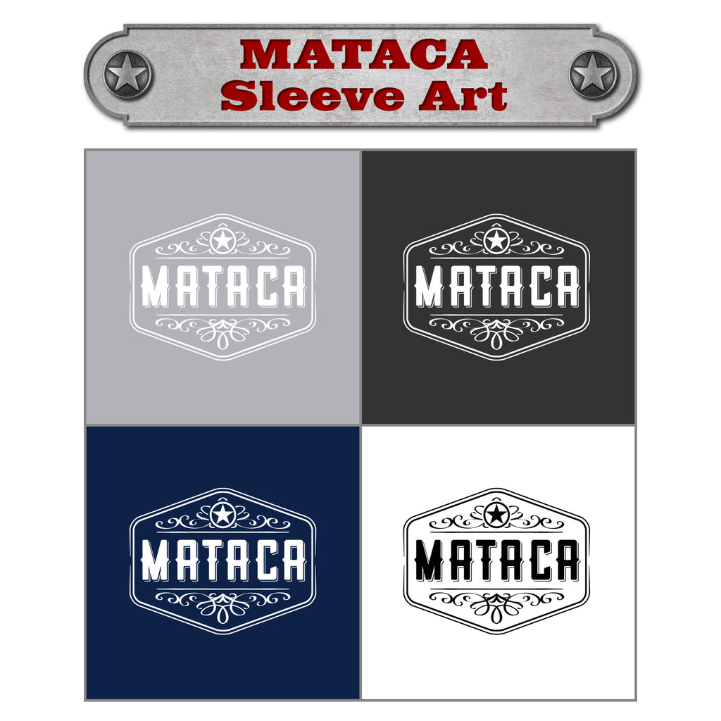 MATACA Beer Label T - MATACA