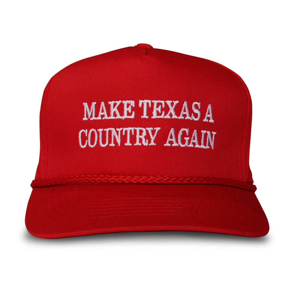 Make Texas A Country Again Hat - Classic MAGA Style - MATACA