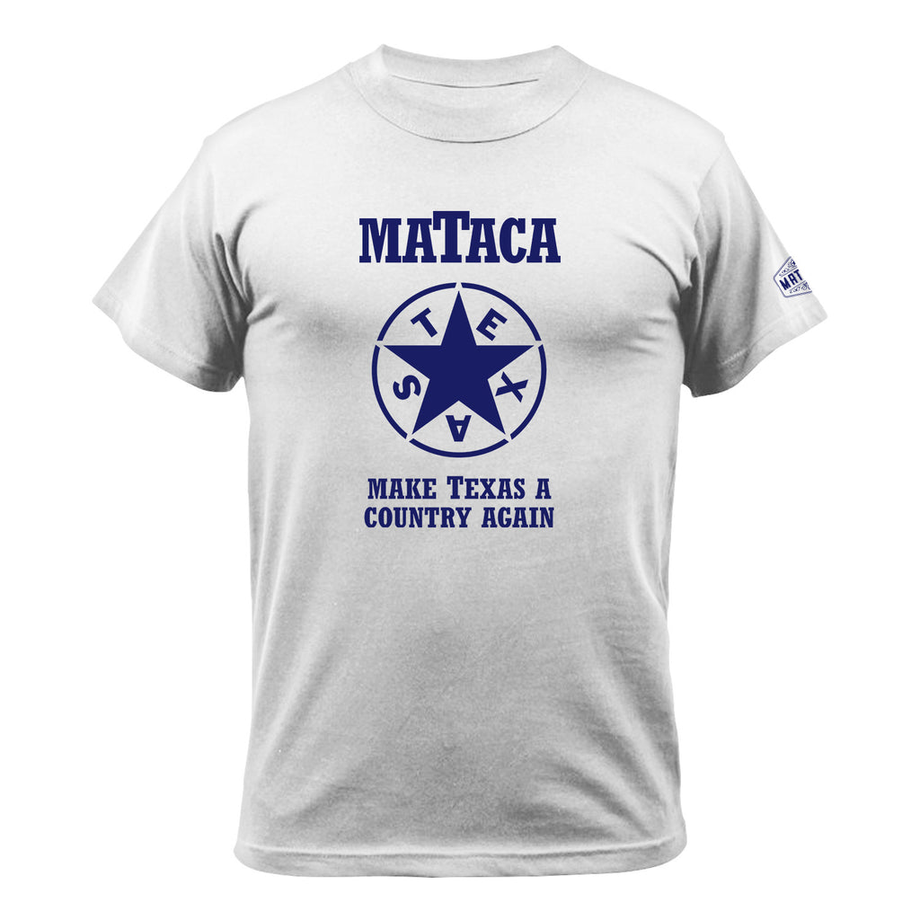 The Lorenzo de Zavala Texas Star - MATACA Edition - MATACA