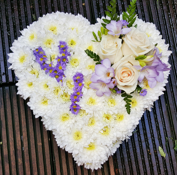 Heart - Yeomans Flowers