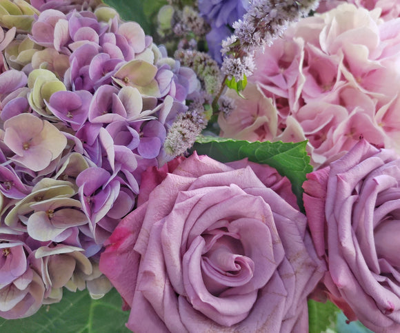 Pastels Color ( Florals are available in your choice of color ) - Yeomans Flowers