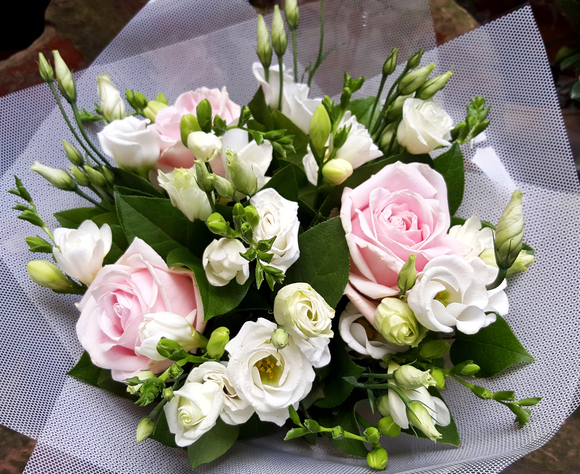 Pink And White - HTC4023 - Yeomans Flowers