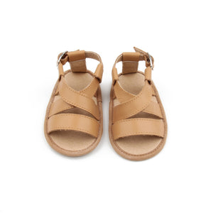 Tide Soft Leather Sandals (Pre walker)