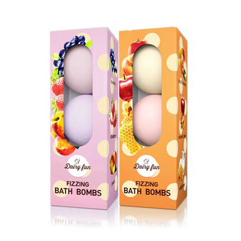 Bath Bombs | Dairy Fun