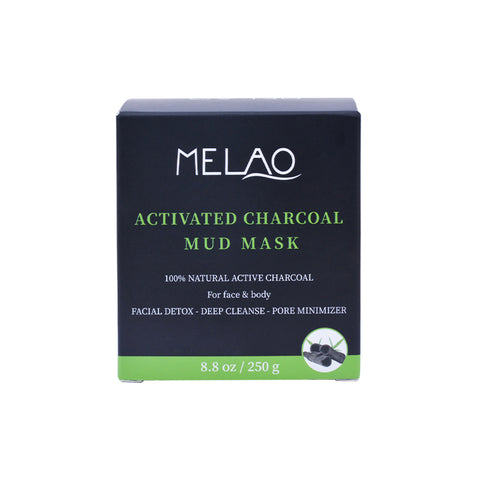 Activated Charcoal Mask | Melao